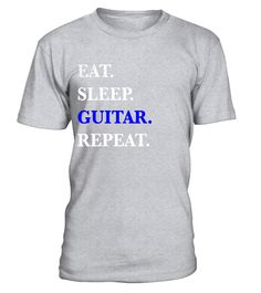 """# Guitar Tees: Eat Sleep Guitar Repeat Funny T-shirt .  Special Offer, not available in shops      Comes in a variety of styles and colours      Buy yours now before it is too late!      Secured payment via Visa / Mastercard / Amex / PayPal      How to place an order            Choose the model from the drop-down menu      Click on """"Buy it now""""      Choose the size and the quantity      Add your delivery address and bank details      And that's it!      Tags: Awesome Distressed Guitar shirt…"""