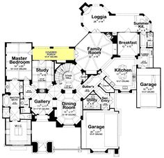Plan 40446DB: A Truly Special Home