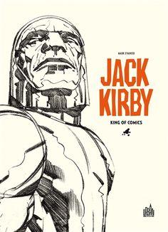 Jack Kirby, King of Comics Comic Book Artists, Comic Artist, Comic Books Art, Dc Comics, Batman Comics, Comic Bubble, Jack Kirby Art, Captain America, Captain Marvel