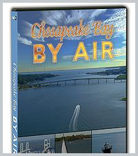 Chesapeake Bay BY AIR! DVD - Maryland Public Television -- Chesapeake is the setting for the women's fiction/romance novel LETTING GO: The Maryland Shores -- watch Chesapeake Bay Week 2014 this April