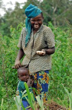Burundi-best African country, hands down