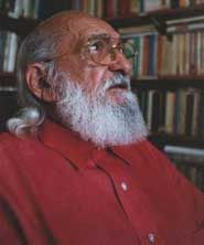 I teach because I search, because I question, and because I submit myself to questioning. ~ Paulo Freire, Pedagogy of Freedom