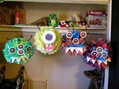 Monsters Birthday Party Ideas | Photo 3 of 33