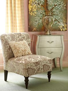 The Classic Pier 1 Addyson Chair Is Stylish And Space Saving