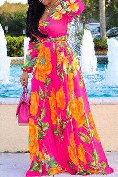 From dream wedding dresses and party dresses to perfect prom dresses and evening dresses, you're sure to find a fabulous style to match every occasion. Side Slit Maxi Dress, Chiffon Maxi Dress, Strapless Dress, Nice Dresses, Casual Dresses, Prom Dresses, Long African Dresses, Maxi Outfits, Evening Dresses Plus Size