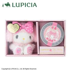 My melody by Lupicia tea. So cute I want it.