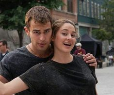 Divergent discovered by Jochu on We Heart It - Divergent discovered by Jochu on We Heart It divergent, Shailene Woodley, and theo james image Divergent Film, Divergent 2014, Divergent Fandom, Divergent Funny, Divergent Insurgent Allegiant, Divergent Quotes, Insurgent Quotes, Four From Divergent, Shailene Woodley