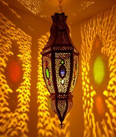 Morrocan lantern <3 for my big landing space