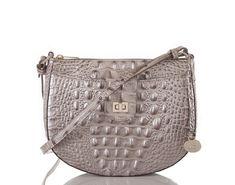Brahmin Vanessa Crossbody Chardonnay Melbourne Leather  | eBay