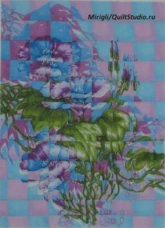 Resultado de imagem para fractured quilt technique