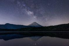 https://flic.kr/p/KY9RjL | Stargazing in Japan | Lots of light pollution in…