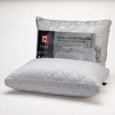 Chaps Home Dual-Layer Pillow - Standard/Queen