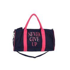61e6d90e5877 Lorna Jane Never Give Up Gym Bag