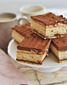 Ciasto kinder bueno bez pieczenia Polish Desserts, Polish Recipes, Mini Cakes, No Bake Cake, Nutella, Cake Recipes, Sweet Tooth, Food Porn, Good Food