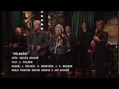 Půlnoční - Václav Neckář - Show Jana Krause 7. 10. 2011