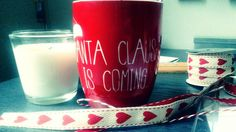 Santa Claus is coming...