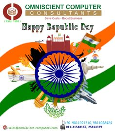 Wish You Very #Happy ##Republic #Day (26th January)!!! -> #IT #Solution & #Services #Company in Karol Bagh #Delhi NCR -> Total #Web Solution & Services Company -> #SEM | #SEO | #SMO | #ORM | #PPC | #SEARCH #ENGINE #OPTIMIZATION -> #Software #Development Company +91-11-25814379 | +91-11-41548185 | +91-11-45528185 | +91-9811028424