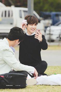 Yeah, you cute Wonpil Got7 Jackson, Jackson Wang, Day6, Taemin, Shinee, Kim Wonpil, Baby Prince, Young K, Korean Boy