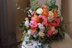 $300 Designed by Kathleen Hughes, Stems and Stuff Real Flowers, Rose Wedding, Peonies, Special Events, Floral Wreath, Wreaths, Stems, Bouquets, Design