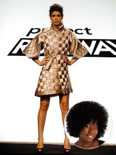 'Project Runway' Style: 20 Hot Designs (and 13 Hot Messes) | Photo 3 of 33 | EW.com -- made from seatbelts!