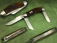 E. Peña Custom Knives: view/Traditional Gallery: