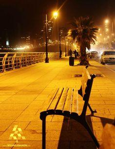 Ramlet El Bayda Corniche  كورنيش رملة البيضا By Fadl Rostom  #WeAreLebanon #Lebanon