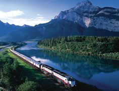 Top 60 Greatest Railway Trips, Routes & Services. Rocky Mountaineer - Worlds Leading Travel Experience by Train.
