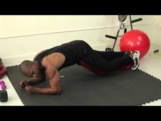 An Ab Workout That Works All Parts of the Abs : Whole Body Workouts
