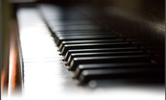 The beautiful sound of a grand piano