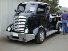 1947 GMC COE, another cab over that I love. I want a COE car hauler, but for an everyday pickup truck for work, this is perfect! See more about Pickup Trucks, Trucks and Cars. Hot Rod Trucks, Gmc Trucks, Lifted Trucks, Cool Trucks, Pickup Trucks, Mini Trucks, Lifted Ford, Antique Trucks, Vintage Trucks