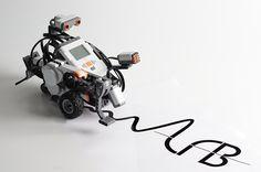 MATLAB meets LEGO Mindstorms