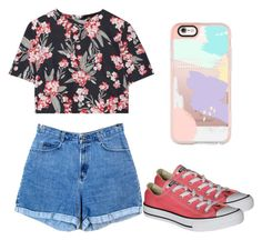 """""""Summer outfit"""" by liza-ionova ❤ liked on Polyvore featuring Jonathan Saunders, Converse and Casetify"""