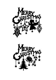 Merry Christmas 케이크 토퍼 도안 Christmas Topper, Mini Chandelier, Pop Up Cards, Paper Cutting, Cake Toppers, Best Quotes, Stencils, Cricut, Silhouette