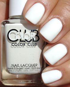 Color Club On Cloud Nine // kelliegonzo.com