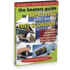 Bennett DVD - The Boaters Guide to Improving Your Boats Fuel Economy - https://www.boatpartsforless.com/shop/bennett-dvd-the-boaters-guide-to-improving-your-boats-fuel-economy/