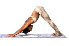 Yoga is like life. It's a balance of holding on & letting go