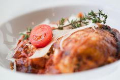 Lilkové #lasagne // www.bistrofranz.cz Mashed Potatoes, Pork, Meat, Chicken, Ethnic Recipes, Lasagna, Whipped Potatoes, Kale Stir Fry, Smash Potatoes