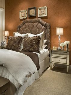 Mixing Flair and Function - Dreamy Bedroom Color Palettes on HGTV | Room | Decoration | Décor | Home Design | Organization | Architecture | Quarto