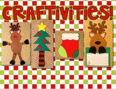 December Crafts!!!