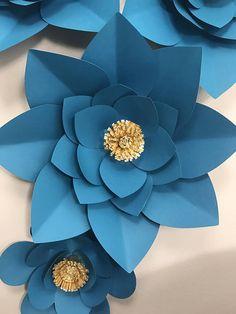 Felicia Paper flower