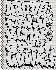 Graffiti Alphabet | 2011-graffiti-alphabet-9.jpg