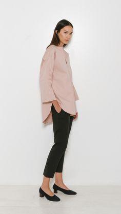 Nomia Oversize Tunic | The Dreslyn