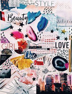 Collage Art, Collages, Art Portfolio, Love And Light, Mood Boards, Photo Art, Joy, Jenni, Inspiration