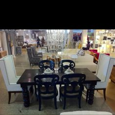 Love this dining room set