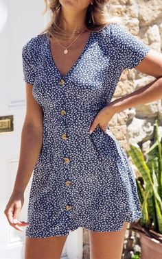 Tea dresses are completely on trend and there s no better way to wear it  than in 97f942687