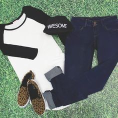 #Awesome #ootd #ardenelove What's Trending, Christmas Presents, Black Jeans, Cute Outfits, Ootd, My Style, Awesome, Fitness, Clothing