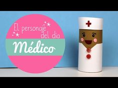 MANUALIDADES de MÉDICOS 👨⚕️👨⚕️ ¿Cómo hacer manualidades de doctores paso a paso? - YouTube Activities To Do, Kids And Parenting, Drink Sleeves, Youtube, Toilet Paper, Cami, Crafts To Make, Toilet Paper Tubes, Toilet Paper Rolls