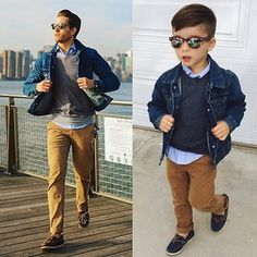 This Adorable 4-Year-Old Instagram Star Steals Famous Dudes' Style