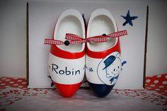 Geboorteklompjes voor Robin