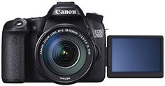 Canon EOS 70D with (EF-S 18-135 mm IS STM Lens) DSLR Camera on January 09 2017. Check details and Buy Online, through PaisaOne.